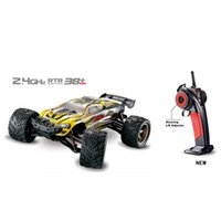 Wholesale 9116 GHz WD Brushed High Speed Racing car RC Truck Monster RTR