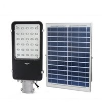 Wholesale Auto Light Control LEDs Solar Street Light Waterproof IP65 with W Solar Panel Kit for Garden Road Street Park Lighting