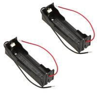 Wholesale DIY Battery Storage Case Battery Box Holder for V Lithium Battery