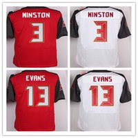 Wholesale 2016 Tampa Bay football jersey Buccaneers Soccer rugby jerseys Jameis Winston Mike Evans Doug Martin Elite Cheap jerseys