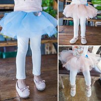 baby dress pants - Girls Tights Baby Pants Princess Leggings For Kids Korean Girl Dress Spring Summer Leggings Children Clothes Kids Clothing Ciao C23596