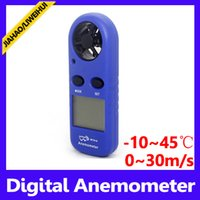 Wholesale Digital Wind Scale Anemometer Thermometer Digital Anemometer MOQ