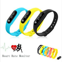 Wholesale C6 Bracelet Smart Wristband wrist band Heart Rate Monitor smartband Bluetooth band For Android iOS Phone PK for Miband