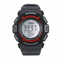 best barometer watch - Digital Fishing Barometer Watch Altimeter Thermometer Weather Forecasting Best Selling