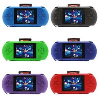 portable games video - 2 Inch bit video game player PXP3 PVP Portable Handheld Game Console sim Card ZY PXP3