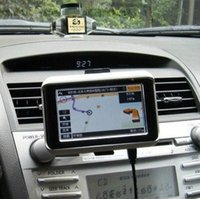 Wholesale Gps navigation mount air conditioning outlet mount car navigation systems mount general