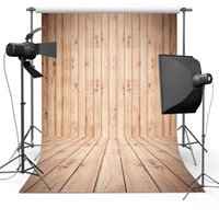 Wholesale 5X7ft x220cm Wood Flooring for Newborn Vinyl Photography Background Backdrops backgrounds for photo studio Floor644