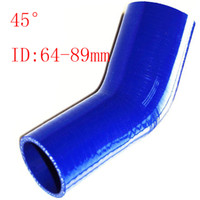 Wholesale Universal Samco quot quot ID mm Silicone Ply Straight Silicone Hose Intercooler Coupler Tube Pipe reducing silicone pipe hump hose