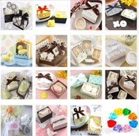 Wholesale Creative Personality Soap Handmade Soap For Wedding gifts Shower styles Baby Shower Favors Small Wedding supplies Soaps