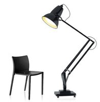 big floor lamp - aluminum new arrival giant anglepoise big delicate engraved floor lamp