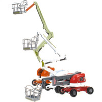 aerial work - Model Cars Diecast Car Model Toy Trucks Vehicle Alloy Car Kids Toys Gift Items Toy Aerial Vehicle Overhead Working Truck