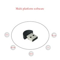 audio driver for laptop - HOT Sales Super Mini USB Stereo Microphone USB Audio Adapter Driver Free Black for PC Laptop Notebook Mac