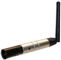 Wholesale 1PC Transmitterr Rasha Freeshipping Ghz Wireless DMX512 Signal Controller X DMX Wireless Transmitter System For Stage Light