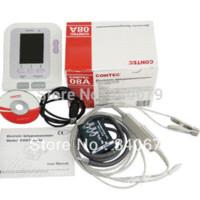 Wholesale Veterinary CONTEC08A neonatal cuff Vet SPO2 sensor Digital Blood Pressure Monitor CE FDA approved sphygmomanometer BP monitor