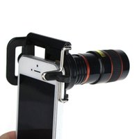 Wholesale Mobile Phone Universal Telescope X Zoom Lens Telephoto For Mobile Phone Camera Lenses Cell Phone Lens for iPhone Samsung Smartphones S