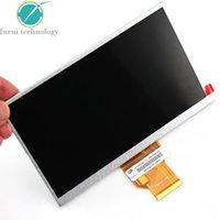 Cheap 10pcs lot 7'' inch For RCA RCT6378W2 lcd display screen tablet pce replacement part free shipping !!!
