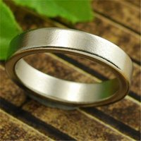 Wholesale Silver Mini PK Ring Strong Magnetic Magic Rring Size mm mm mm mm PK Rings Magic Tricks