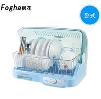 Wholesale Mini kitchen household ozone UV disinfection cupboard tableware bowl Disinfecting Cabinets