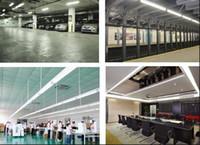 Wholesale V Shaped ft ft ft ft Cooler Door Led Tubes T8 Integrated Led Tubes Double Sides SMD2835Led Fluorescent Lights AC V FCC