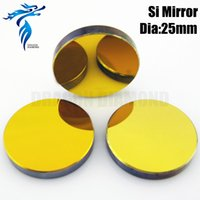 Wholesale High quality Co2 laser mirror mm dia for laser cutting and engraving machine