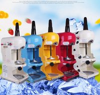 best ice shaver - best price V electric ice cube shaver and freezed ice crusher and ice shaver