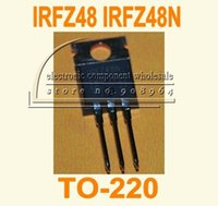 Wholesale IRFZ48N IRFZ48 TO IRFZ48 FZ48N Power MOSFET Field Effect Transistor