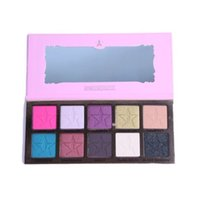 Wholesale Jeffre Star BEAUTY KILLER Eyeshadow colors Five Star Palette eye shadow by Dhl NEW