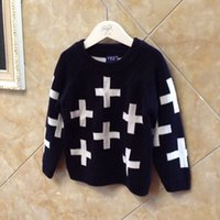 baby shrug - Begall Baby Winter Boy Sweater Full Cross Yrs Boys Girls Clothing Knitted Children Sweater Kids Shrugs Cothes Pullover Cotton