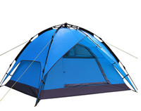 beach tent shade - QG6252 Outdoor camping hiking beach tent summer tents protection sun shade quick open pop up beach awning hiking fishing hunting