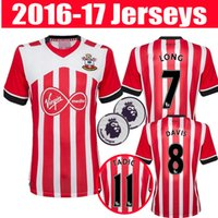 Wholesale Best thai quality Southampton Jerseys Home away RAUL PELE soccer football shirt