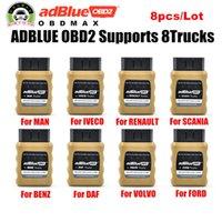 auto daf - AdblueOBD2 Truck Auto Heavy Duty For VOLVO DAF BENZ RENAULT SCANIA FORD MAN IVECO Adblue OBD2 NOX Emulator DHL FREE