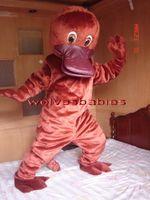big platypus - Professional New Style Big Platypus Mascot Costume Fancy Dress