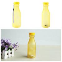 Wholesale 550ML Bpa Free Scrub Sport Travel Water Bottles Portable Leak proof