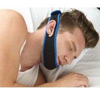 Wholesale Anti Snoring Jaw Strap W Free Sleep Program Stop Snoring No Sleep Apnea Masks