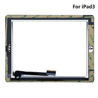 Wholesale DHL for free Best quality For iPad Compatible LCD Display Screen Replacement Repair Parts Brand New