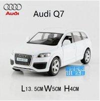 audi diecast - 1 Scale Car Model Toys AUDI Q7 SUV Diecast Metal