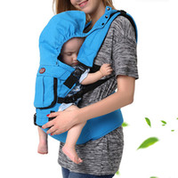 Wholesale Promotion Multifunction Baby Carrier Backpack Breathable Cotton Sling for Infant Toddler Wrap Front Facing Kangaroo VT0308