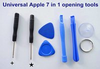 Wholesale Universal Apple in Repair Pry Opening Tools Kit Set with Point Star Pentalobe Torx Screwdriver for iPhone s plus s SE s