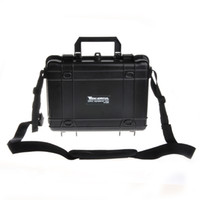 Wholesale Waterproof Case Hand Carrying Safe Equipment Universal Case Instrument Box Moistureproof Locking For Gun Tools Camera Laptop VS Pelican Case