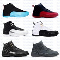 basket games free - 2016 playoffs Retro XII Dans s Master Basketball Shoes Gamma Blue Retro PSNY Public School Flu Game Black White
