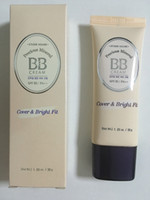 bb cream pearl - BB CC Creams Etude Korea Pearl White Mineral BB Cream Nude Make up Concealer Moisturizing Sunscreen Foundation