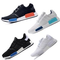band lower - NMD Runner R1 Primeknit PK Low Men s Women s shoes Classic Cheap Fashion Sport Shoes With Boxes