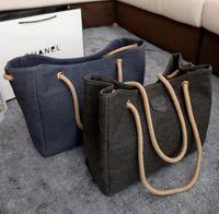 single flowers - 2016 Bags women handbag women shoulder bag chains canvas designer tassel brand women messenger bag black fashion women Shoulder Chanel Bag