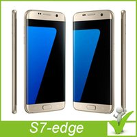 Wholesale Goophone S7 EDGE GB RAM G Network Quad Core MTK6582 Rear Camera MP Phone Show G Network GB ROM Android smartphone