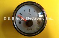 Wholesale KUS Oil Level Meters Fuel Level Gauges V V For Boat Or Auto White Color