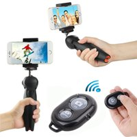 Wholesale amera Photo Shutter Release Universal Wireless Selfie Kit Original Yunteng Bluetooth Remote Handsfree Control Camera Shutter For iOS Andr