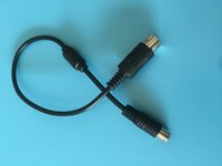 Wholesale Sega Genesis X connector link patch cable for the model system genesis