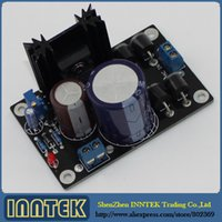 Wholesale Home Audio Video Equipments Amplifiers Assembled LT1083 power adjustable hifi power supply board Single Output