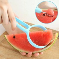 Wholesale 2pcs set Melon spoon Fruit peeler household Gadget Kitchen Tools peeling Fruit Dig a spoon kitchen accessories
