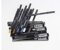 waterproof liner - New Moodstruck Precision EyeLiner Pencil colors Waterproof Eye Liner Shadow Eyeliner Pencil Pen Cosmetic Makeup